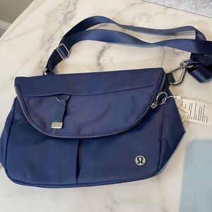 Lululemon All Night Festival Bag INK BLUE